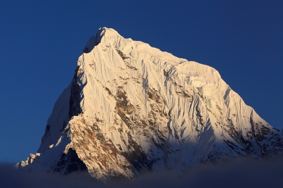 Cholatse Peak