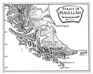 Strait of Magellan