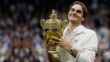 Federer kupával