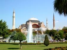 Isztambul: Aya Sofya