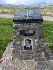 Jane Haining emléke