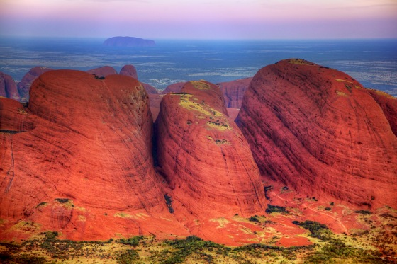 Kata Tjuta top