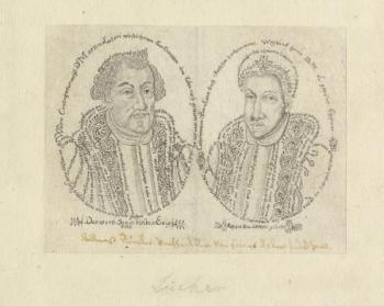 Luther Márton és felesége