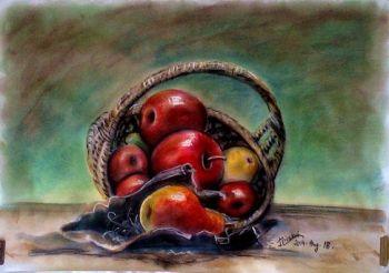 gyümölcsös- kosár