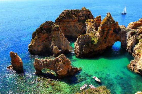 Algarve Rocks