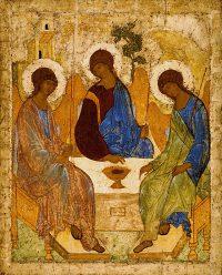 Andrel Rubljov: Szentháromság