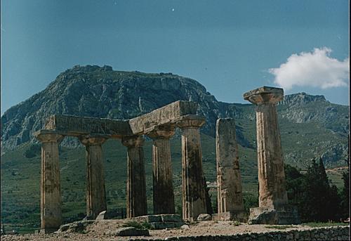 Apollo-templom