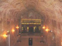 Coober Pedy Földalatti templom