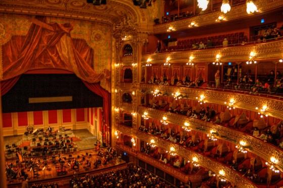 Teatro Colón, Burnos Aires
