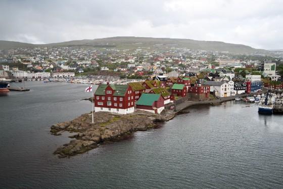 Faerøer-szigetek