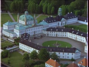 Fredensborg Palace, Denmark