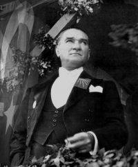 Kemal Atatürk, 1933