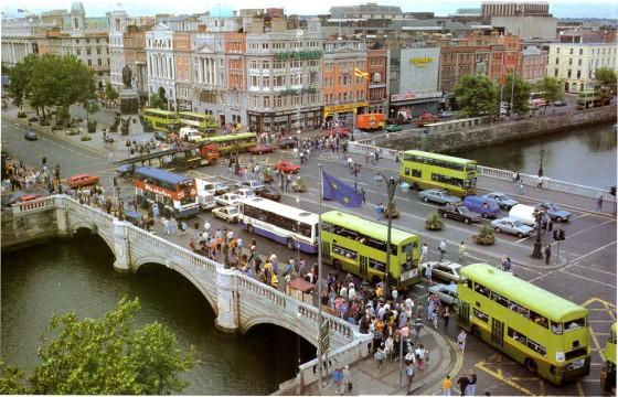 O'Connel Bridge, Dublin