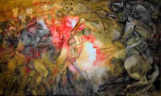 Fernando Castro Pacheco: A hódító(La Conquista)