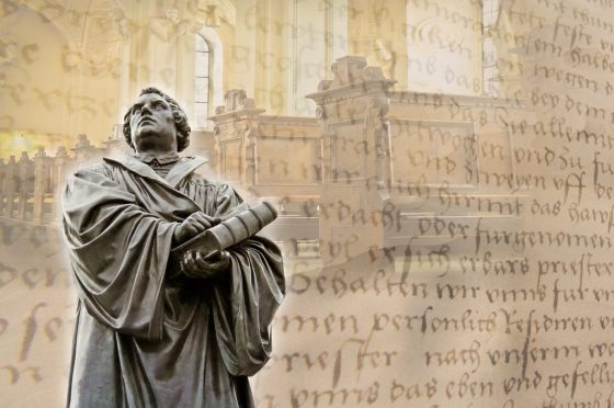 Luther- Refomation 500