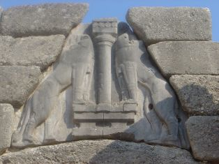Mycenae, Lion-Gate