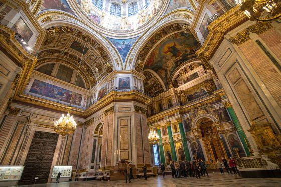 Saint Isaac's Catedral