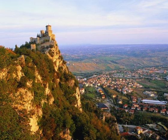 Monte Titano, San Martino