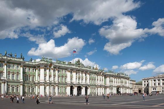 Hermitage - Museum of Culture, Saint Petersburg