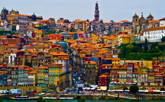 Ville de Porto