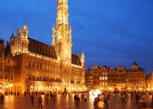 Grand Place, Brüssel