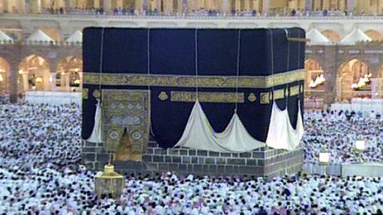 Last day of Hajj