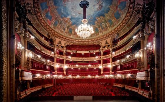 Théâtre Royal de La Monnaie , Brüssel
