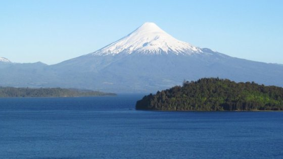 Llanquihue Lake Chile