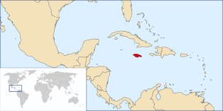 Location Jamaica