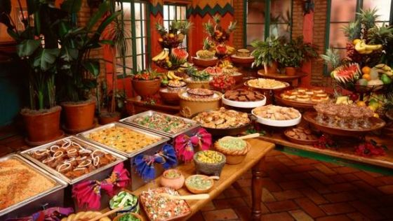 Mexico foods