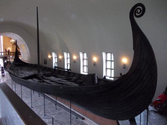 Viking hajó