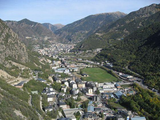 Santa Coloma, Andorra la Vella
