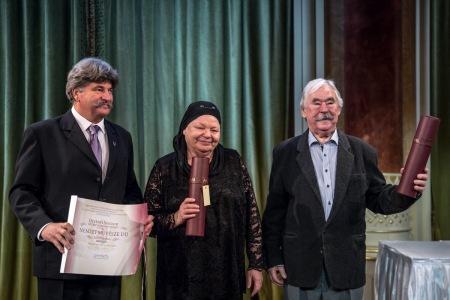 Dévényi Sándor, Kiss Anna és Csukás István