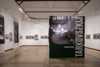 Tarkovszkij-kiállítás a Műcsarnokban