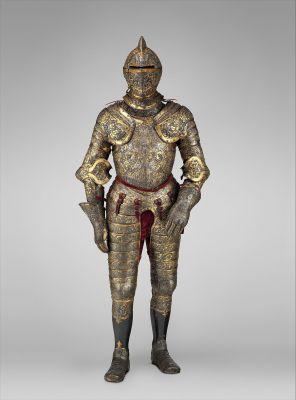 II. Henrik páncélja