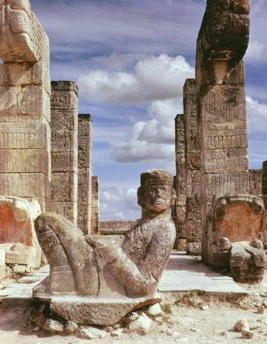 Chacmool, Maya civilization