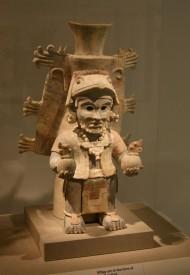 Chac, mayan rain god