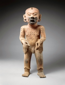 Xipe Totec aztec god