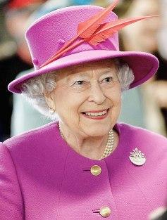 Queen Elizabeth II (2015)