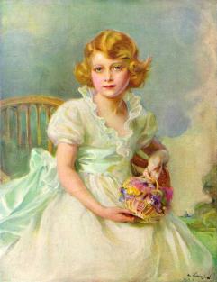 Queen Elizabeth II., 1933
