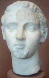 Ptolemy IV Portrait