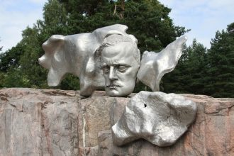 Sibelius emlékmű