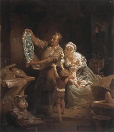 | Zichy Mihály: Bernard Palissy, 1868