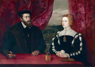 CharlesV and Empress...