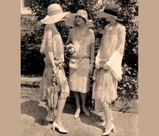 női divat 1920