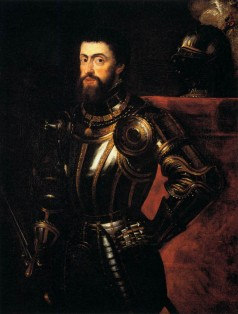 Peter Paul Rubens - Charles V in Armour