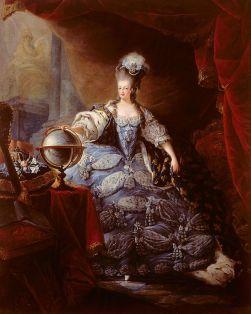 Maie Antoniette, 1775