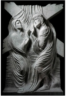 Maria de Faykod: IV. statio