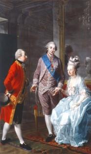 Marie Antoniette, 1775