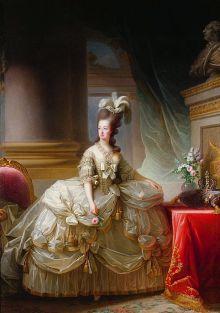 Marie Antoniette, 1778